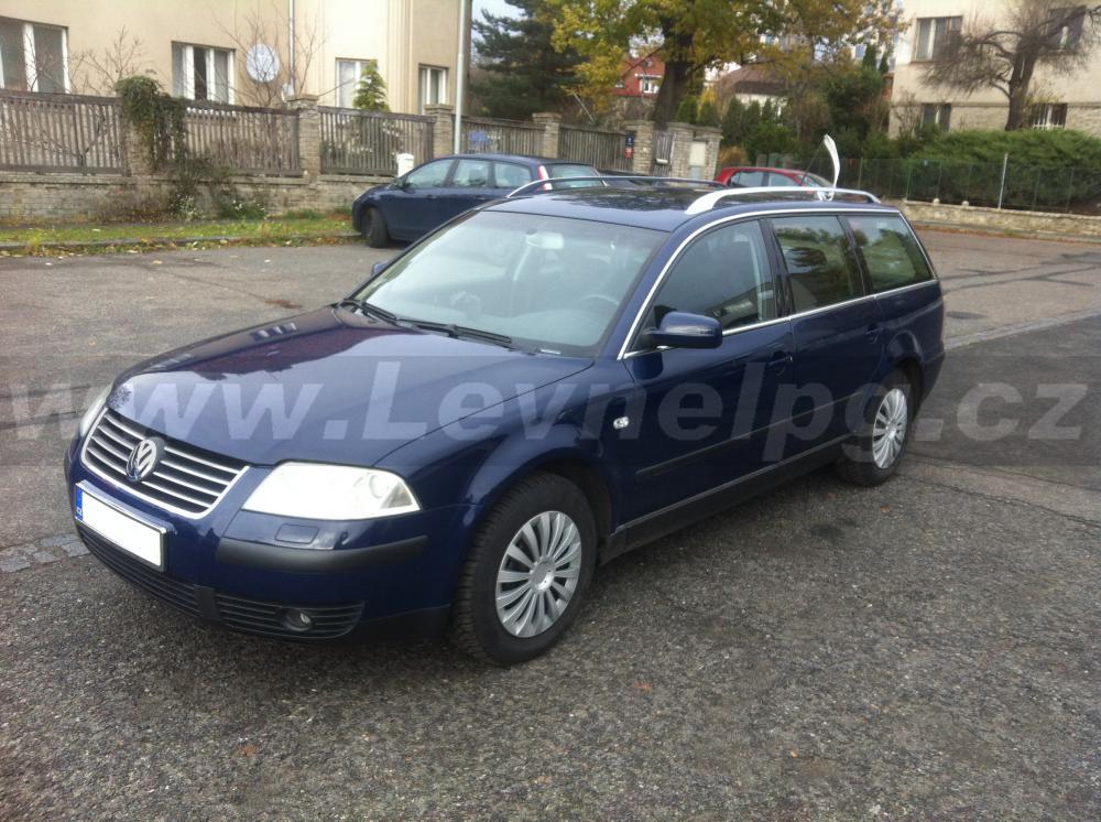 VW Passat B5.5 2.0i 3B3 - LPG 1