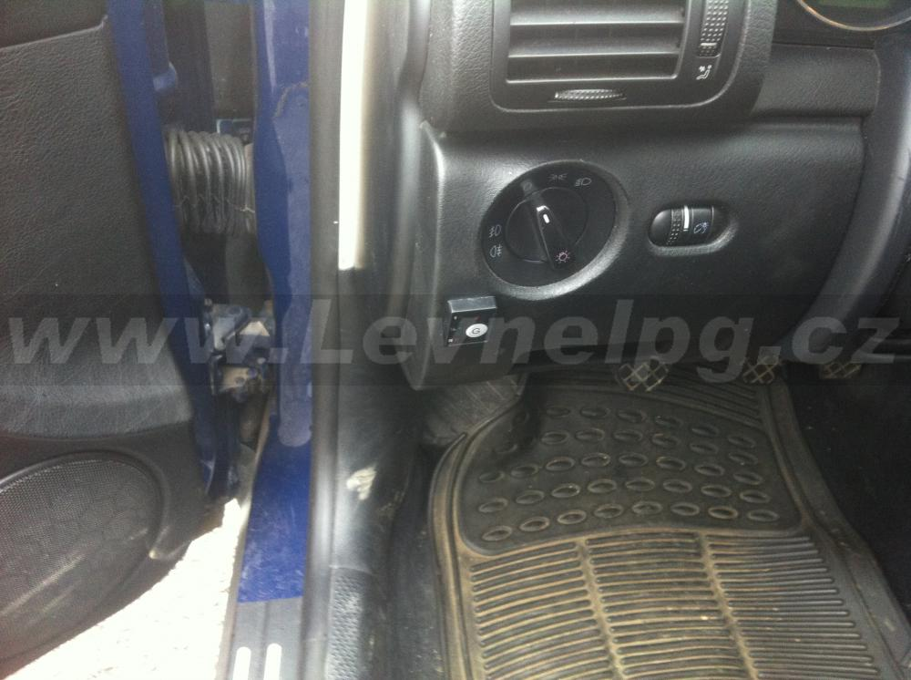 VW Passat B5.5 2.0i 3B3 - LPG 3
