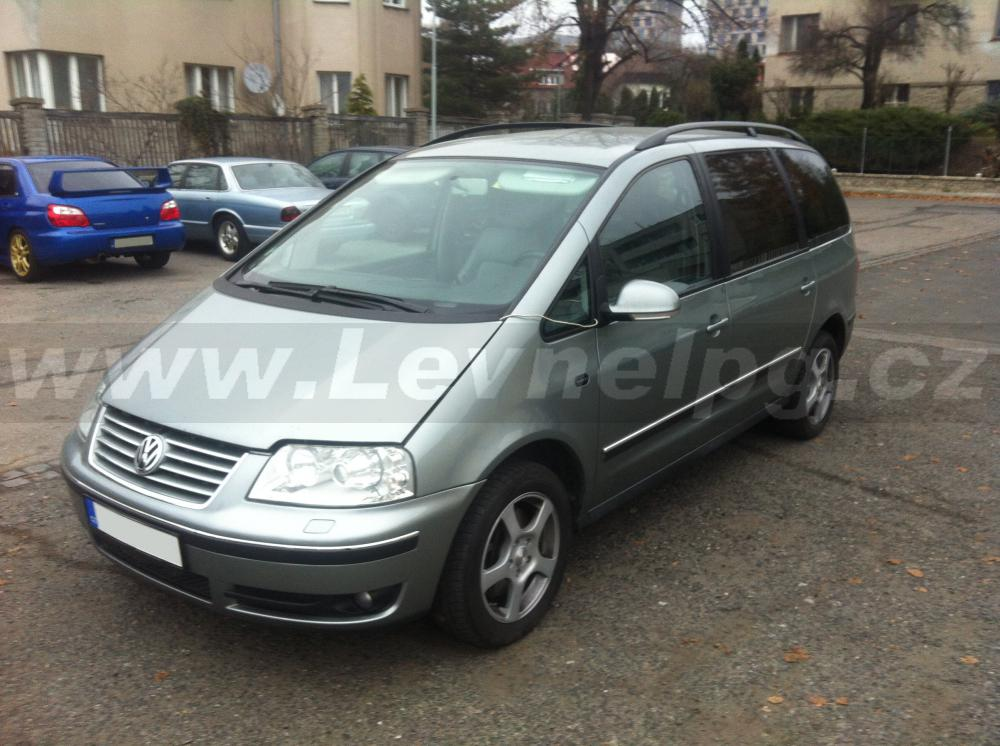 VW Sharan II 1.8T - LPG 1