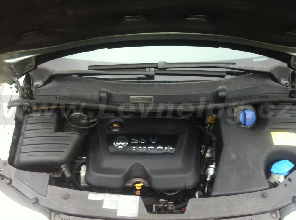 VW Sharan II 1.8T - LPG 2