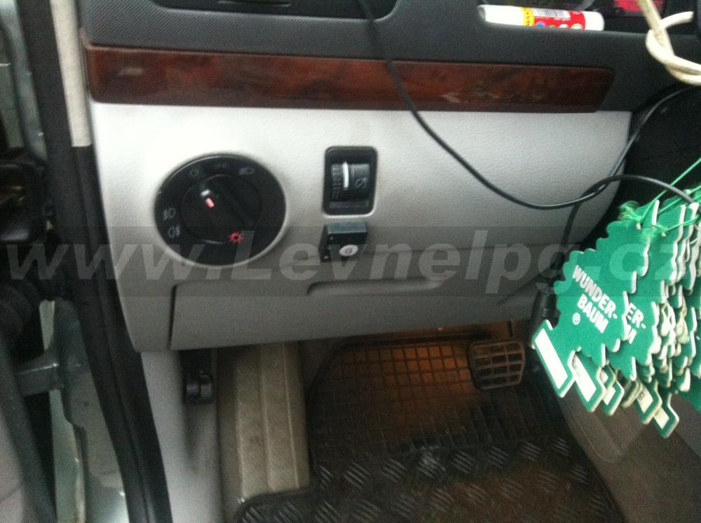 VW Sharan II 1.8T - LPG 3