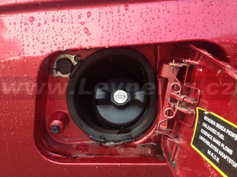 ALFA ROMEO 155 2.5i - LPG 4