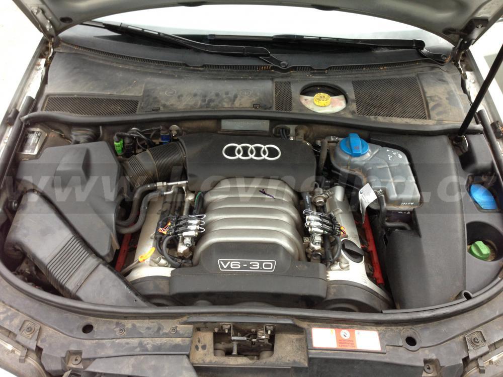 AUDI A6 C5 3.0 - LPG 2