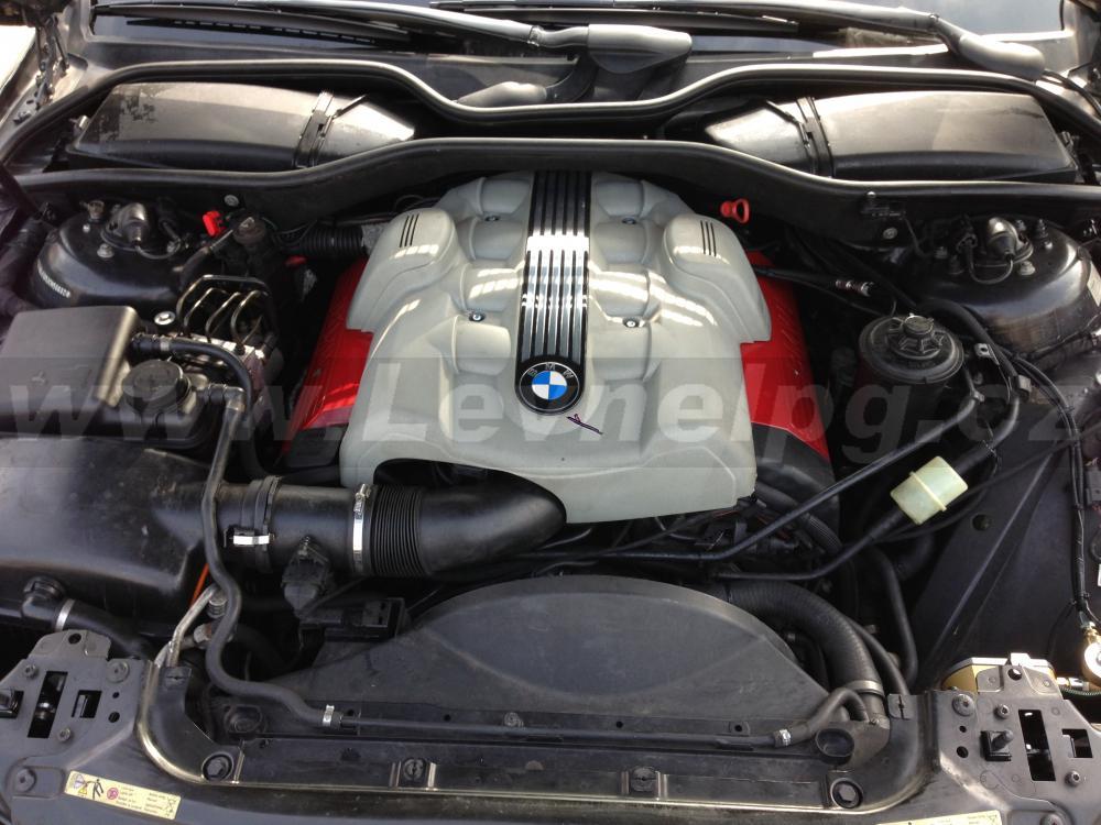 BMW 745i E65 - LPG 2