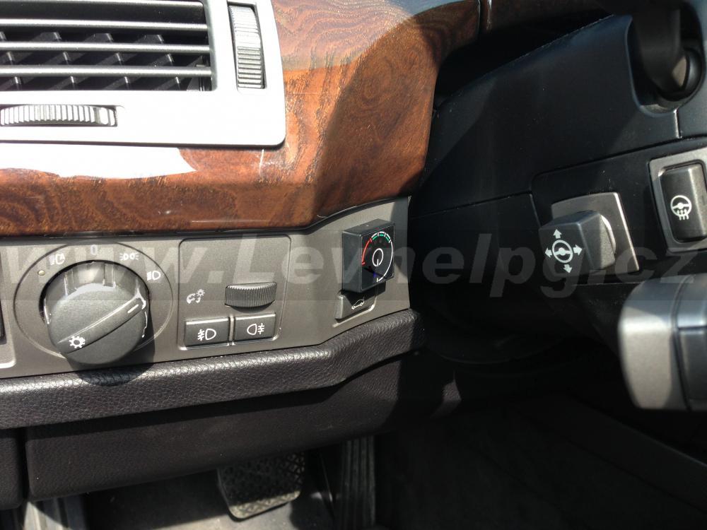 BMW 745i E65 - LPG 3