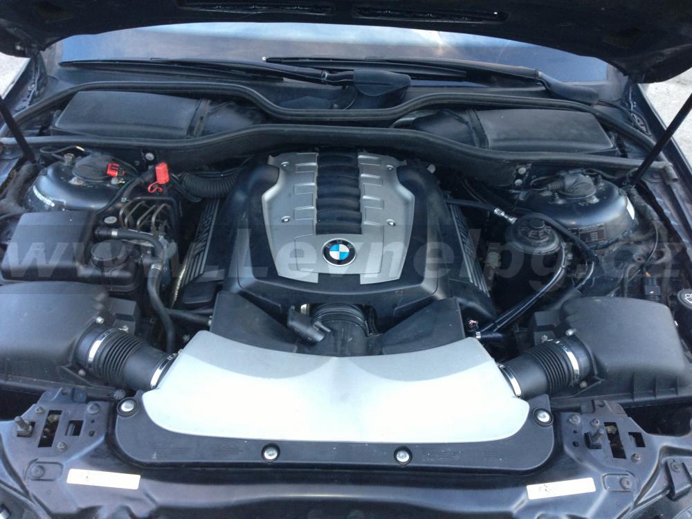 BMW 750i E65 - LPG 2