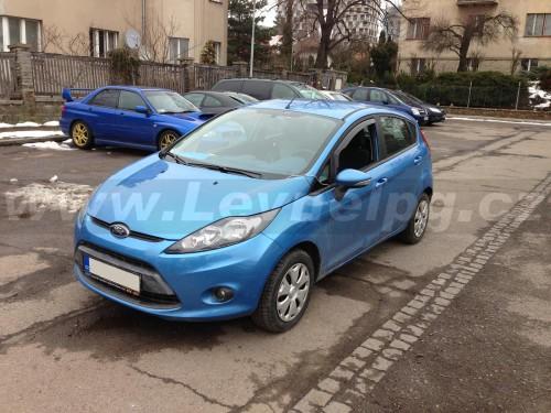 Fiesta (MK7) 2008 1.4i