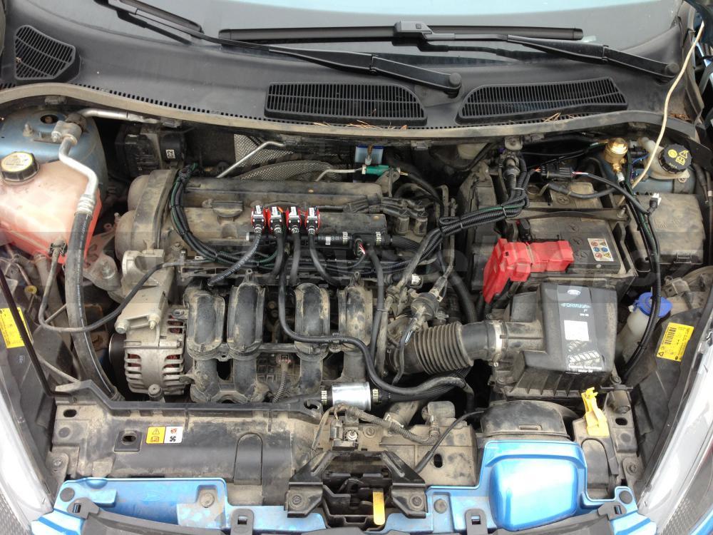 FORD Fiesta (MK7) 2008 1.4i - LPG 2