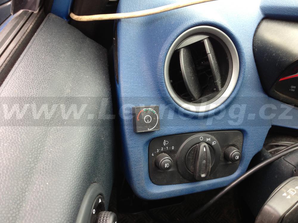 FORD Fiesta (MK7) 2008 1.4i - LPG 3