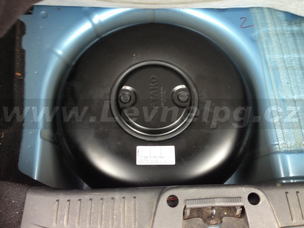 FORD Fiesta (MK7) 2008 1.4i - LPG 5