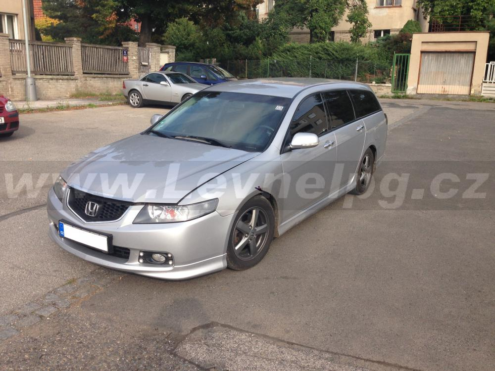 HONDA Accord S-type 2.4i - LPG 1