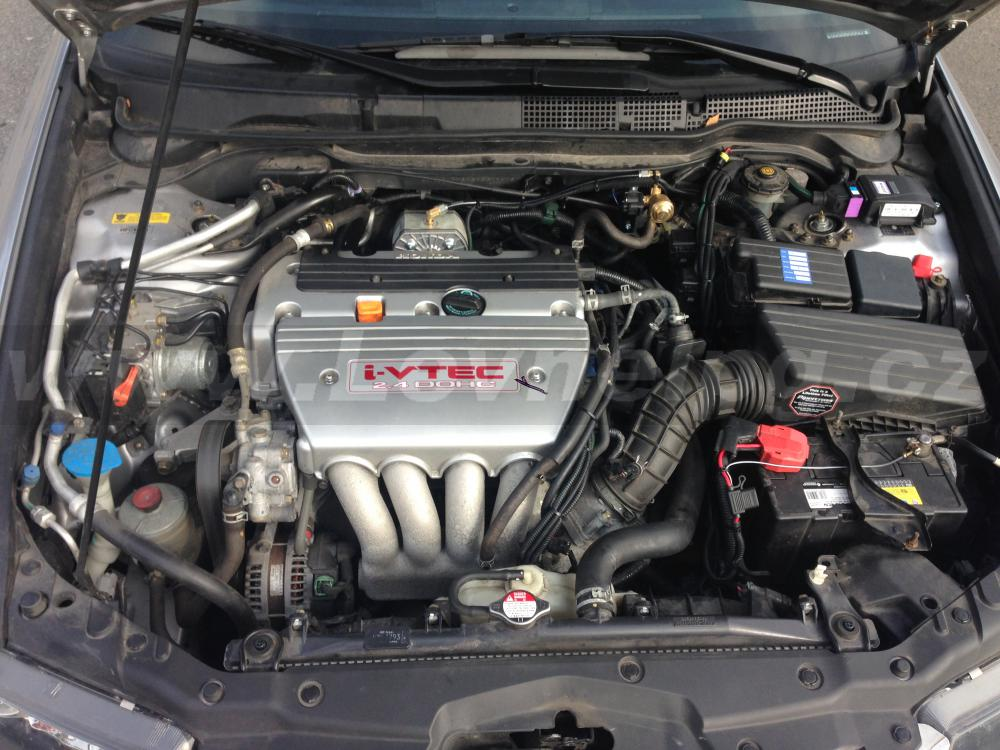 HONDA Accord S-type 2.4i - LPG 2