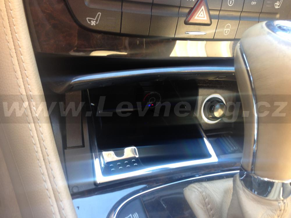 MERCEDES-BENZ CLS 500 W219 - LPG 3