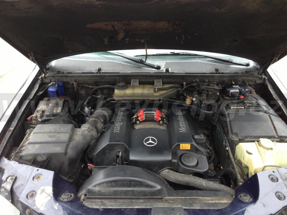 MERCEDES-BENZ ML 320 W163 - LPG 2