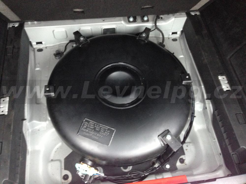 MERCEDES-BENZ ML 350 W164 - LPG 5