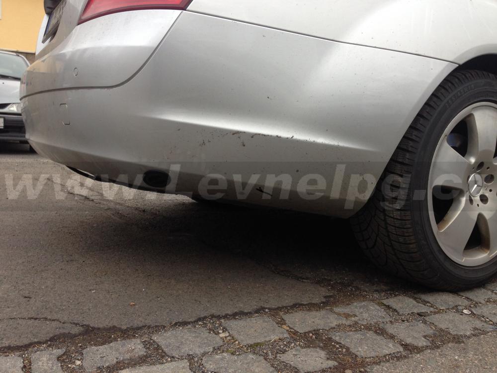 MERCEDES-BENZ S500 W221 - LPG 4