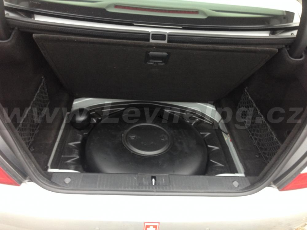 MERCEDES-BENZ S500 W221 - LPG 5