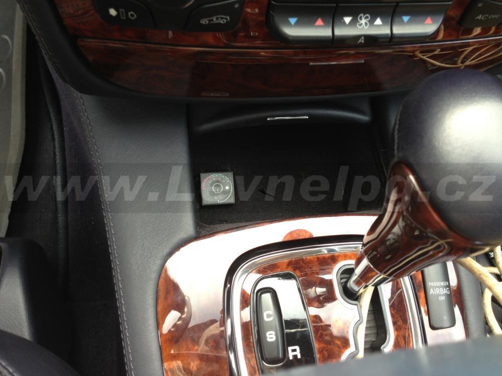 MERCEDES-BENZ S600 V12 Bi-turbo W220 - LPG 4