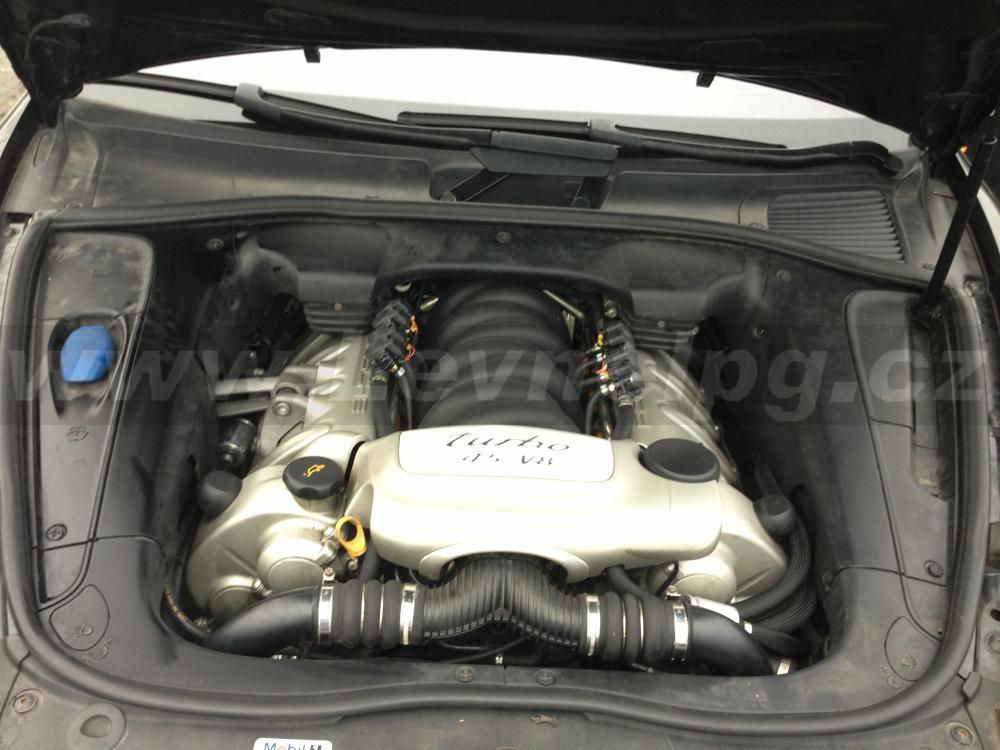 PORSCHE Cayenne 4.5 Turbo (2 reduktory) - LPG 2