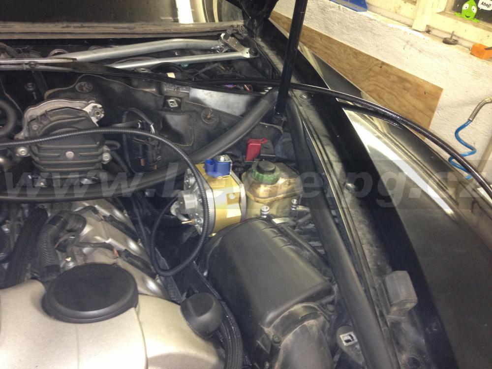 PORSCHE Cayenne 4.5 Turbo (2 reduktory) - LPG 3