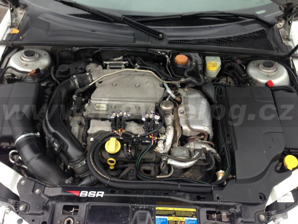 SAAB 9-3 3.0i Turbo (2011) - LPG 2