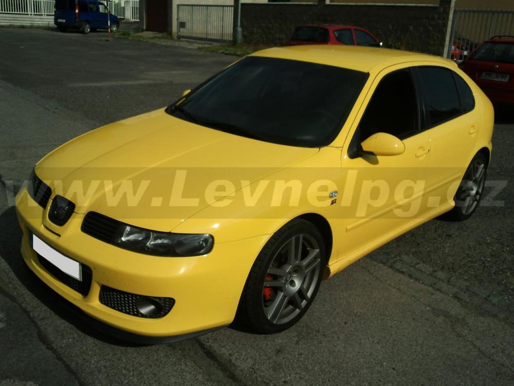 SEAT Leon Cupra R 1.8T - LPG 1