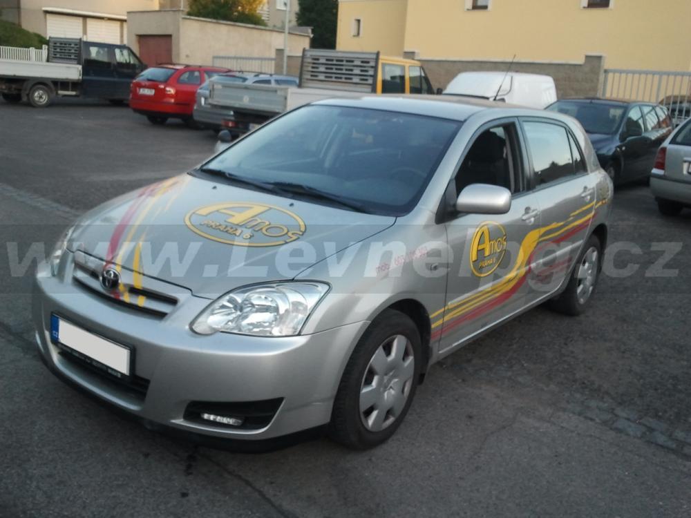 TOYOTA Corolla 1.6L 2005 - LPG 1