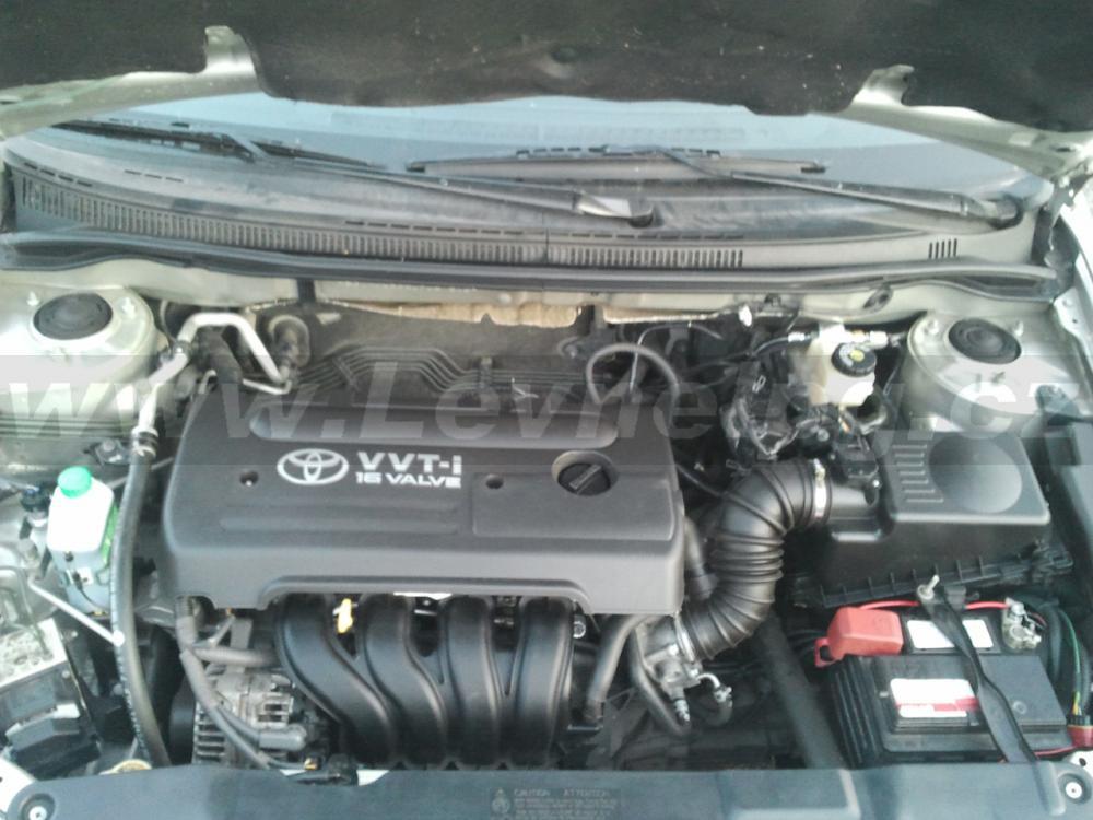 TOYOTA Corolla 1.6L 2005 - LPG 2