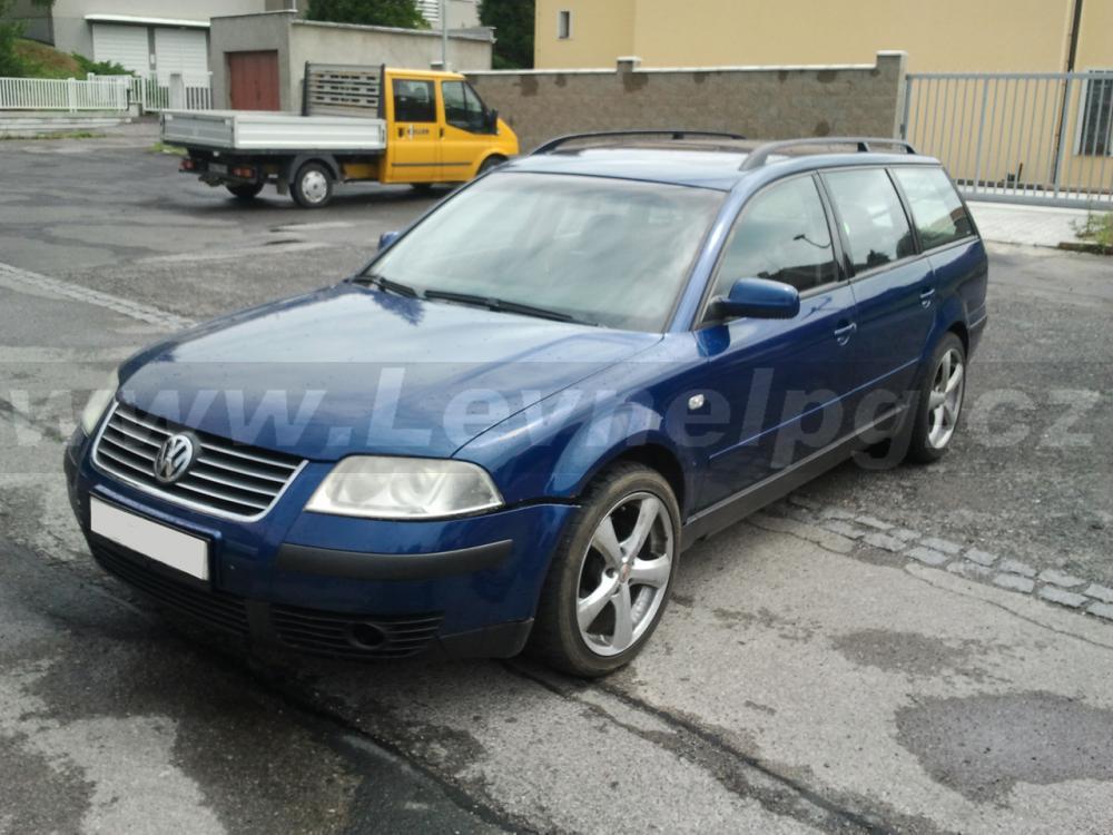 VW Passat 2.8 V6 kombi - LPG 1
