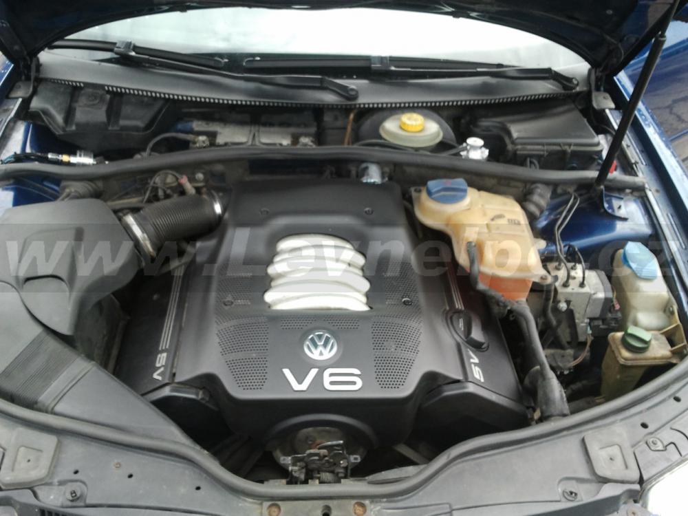 VW Passat 2.8 V6 kombi - LPG 2