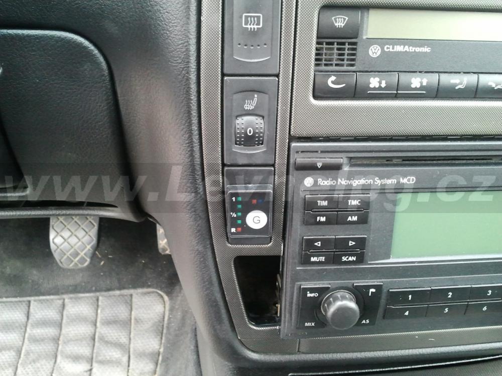 VW Passat 2.8 V6 kombi - LPG 3