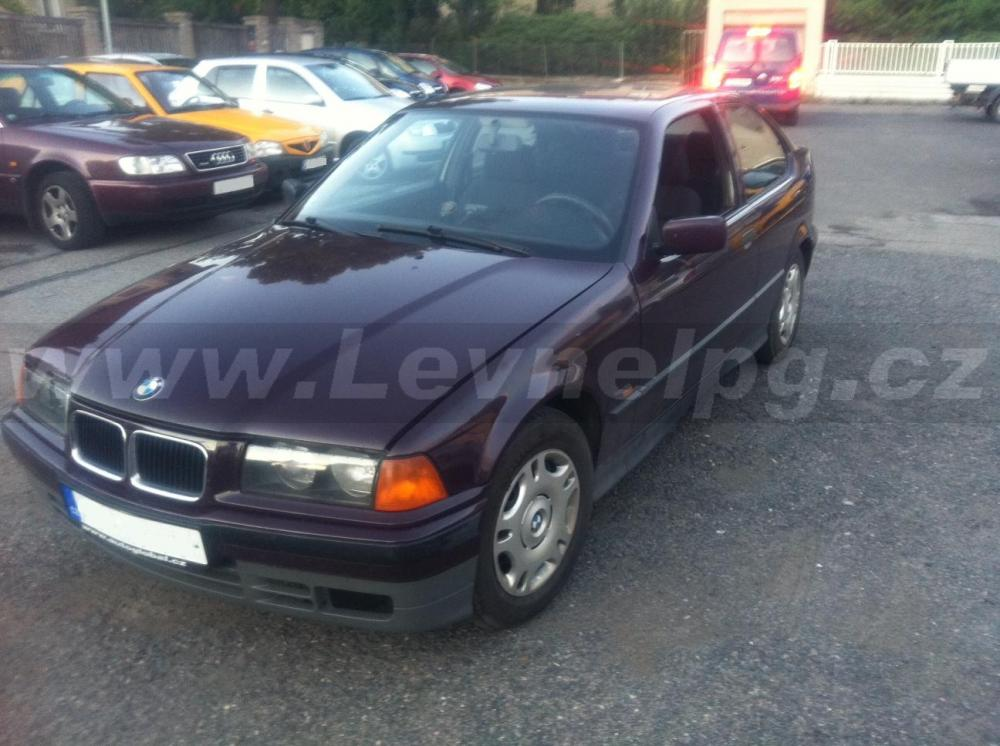 BMW 316i Compact - LPG 1