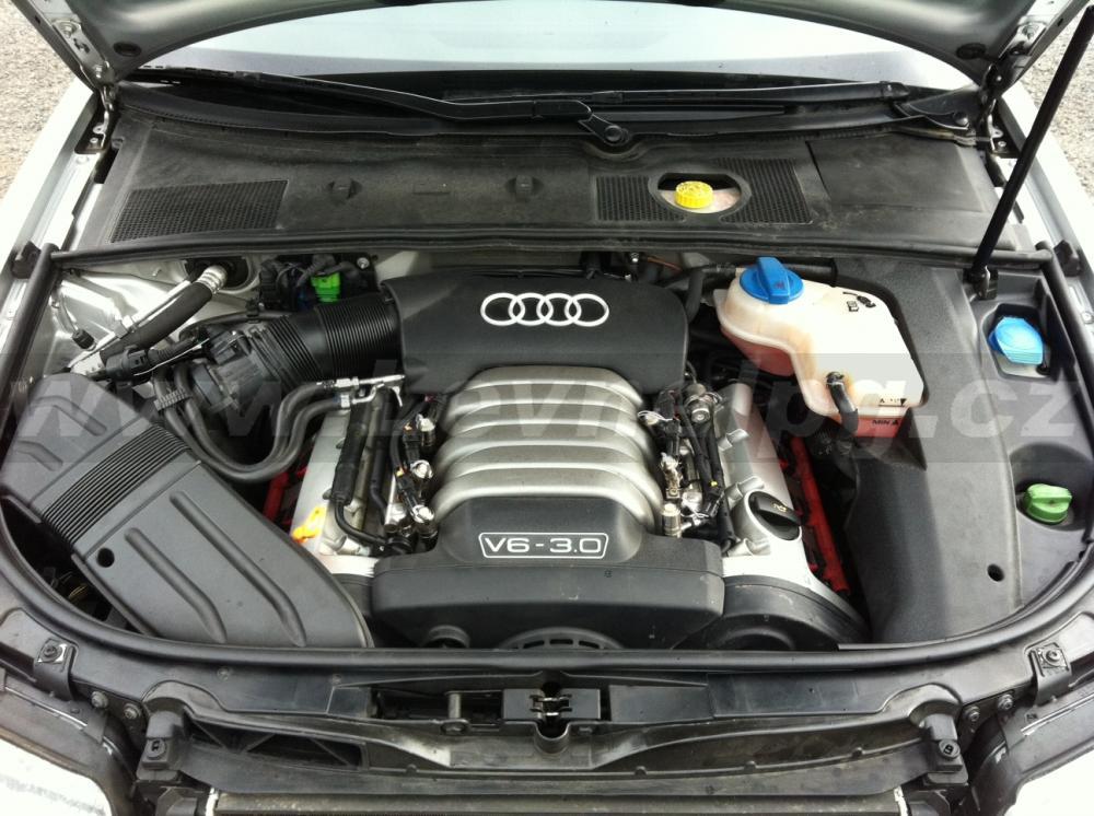 AUDI A4 3.0 B6 - LPG 2