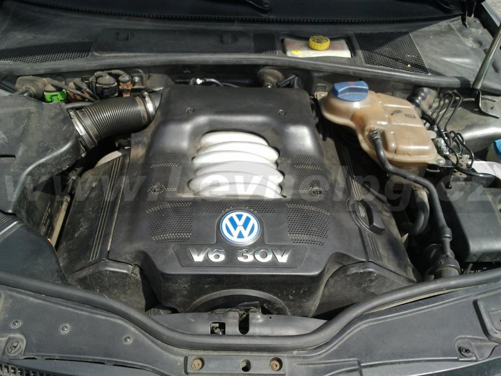 VW Passat 2.8 V6 - LPG 2