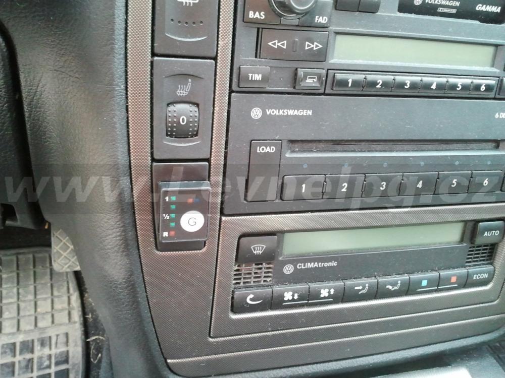 VW Passat 2.8 V6 - LPG 3