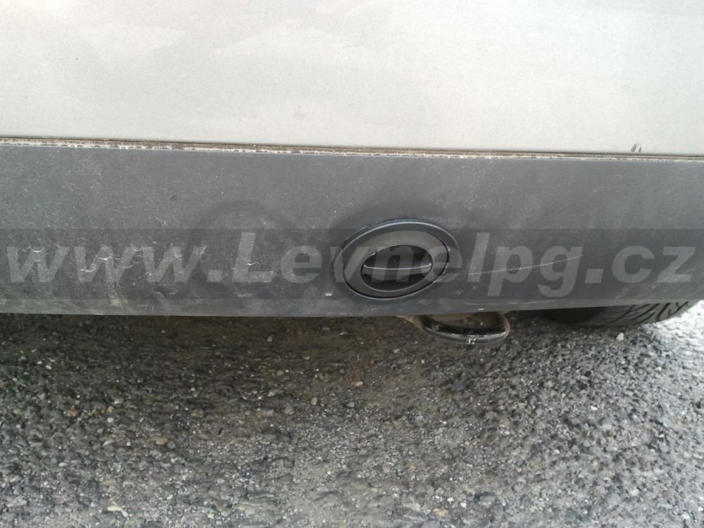 VW Passat 2.8 V6 - LPG 4