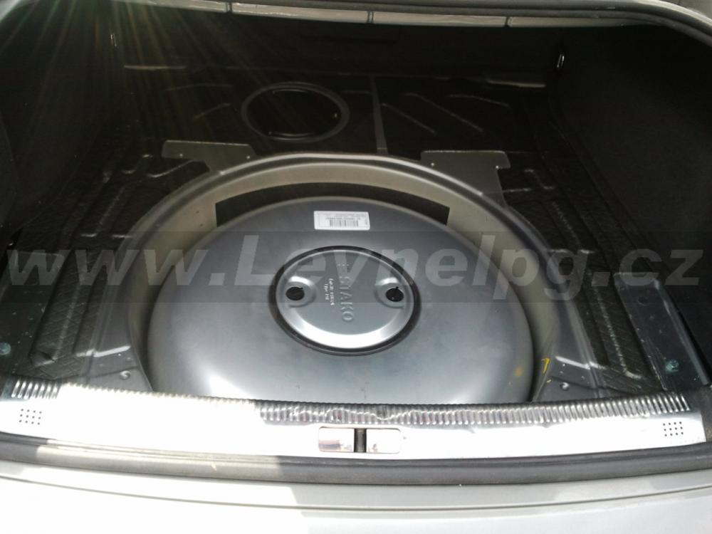 VW Passat 2.8 V6 - LPG 5