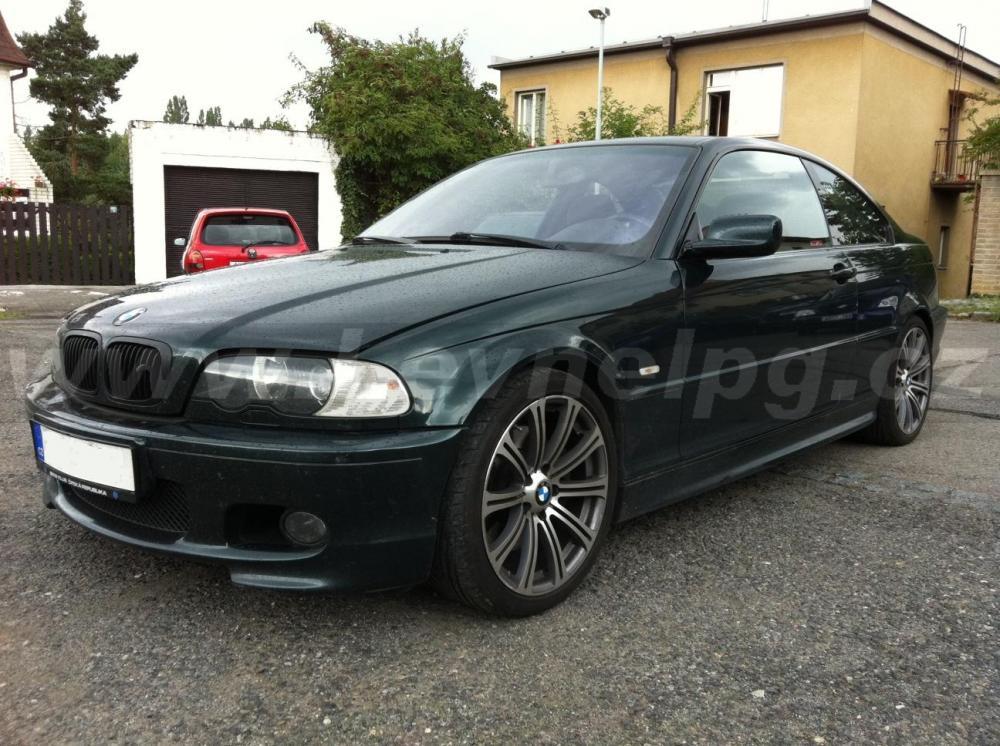 BMW 330i E46 - LPG 1
