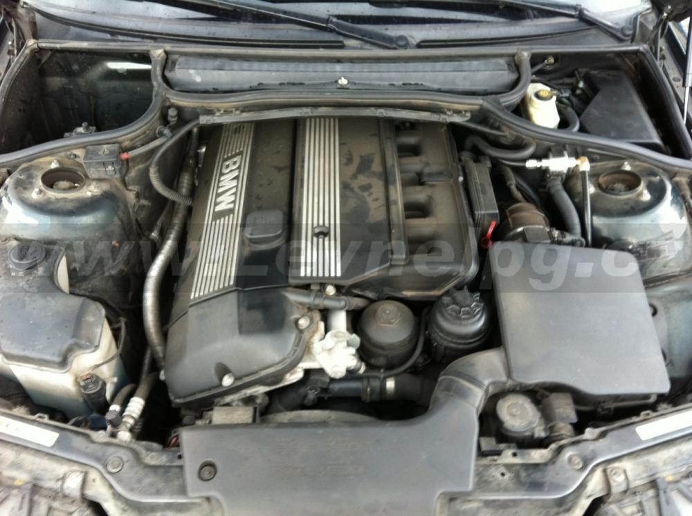 BMW 330i E46 - LPG 2
