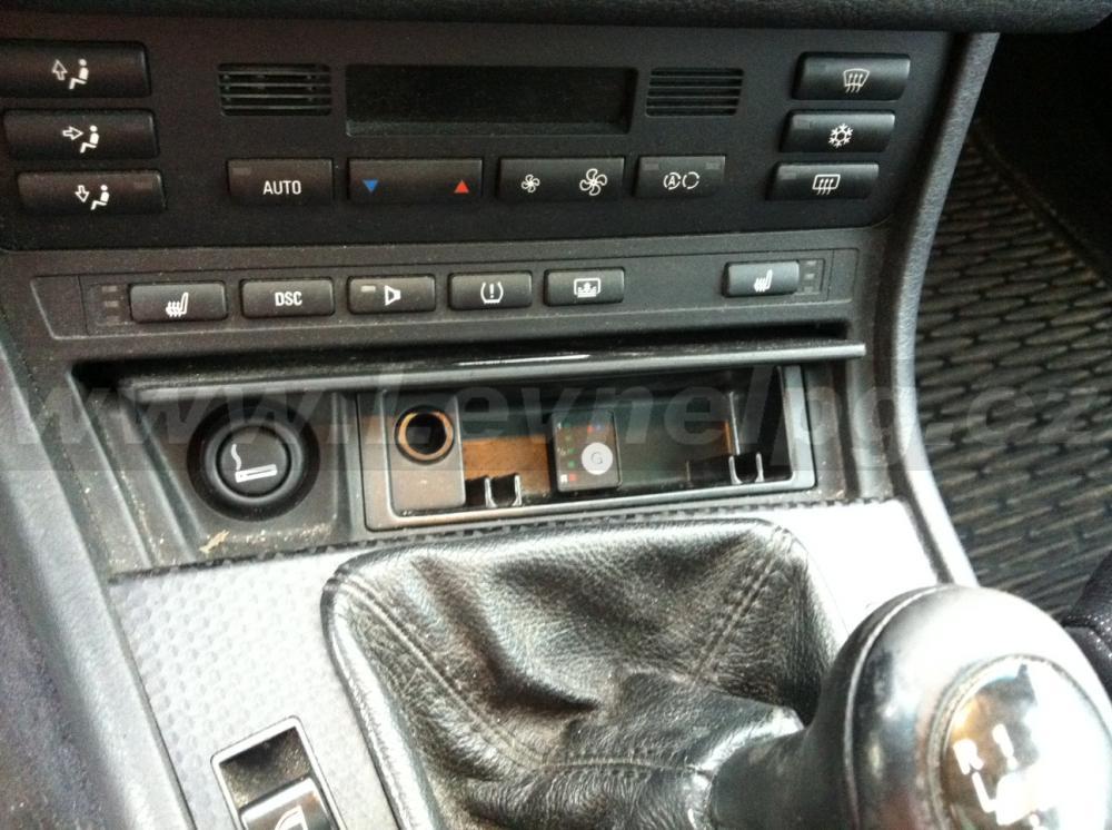 BMW 330i E46 - LPG 3