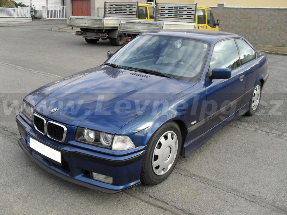 BMW 323i E36 - LPG 1