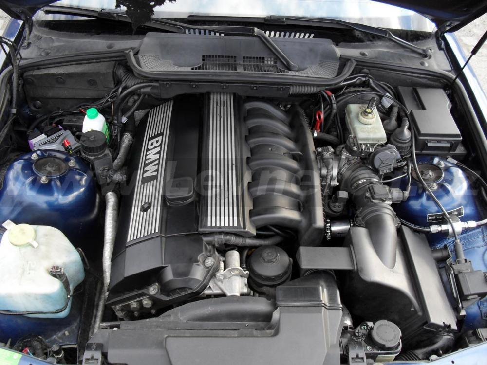 BMW 323i E36 - LPG 2