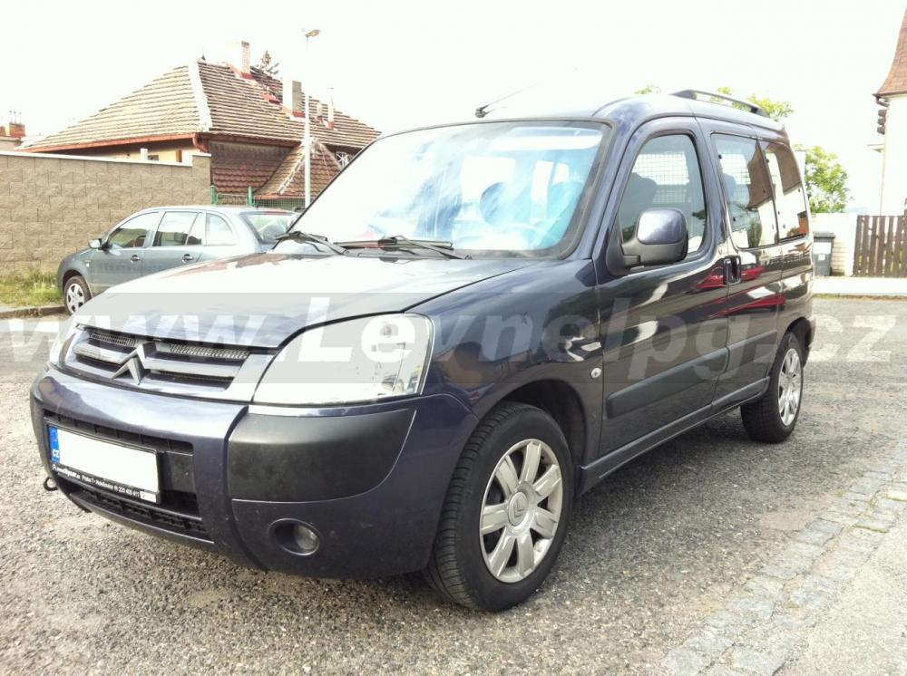 CITROEN Berlingo II 1.6 - LPG 1