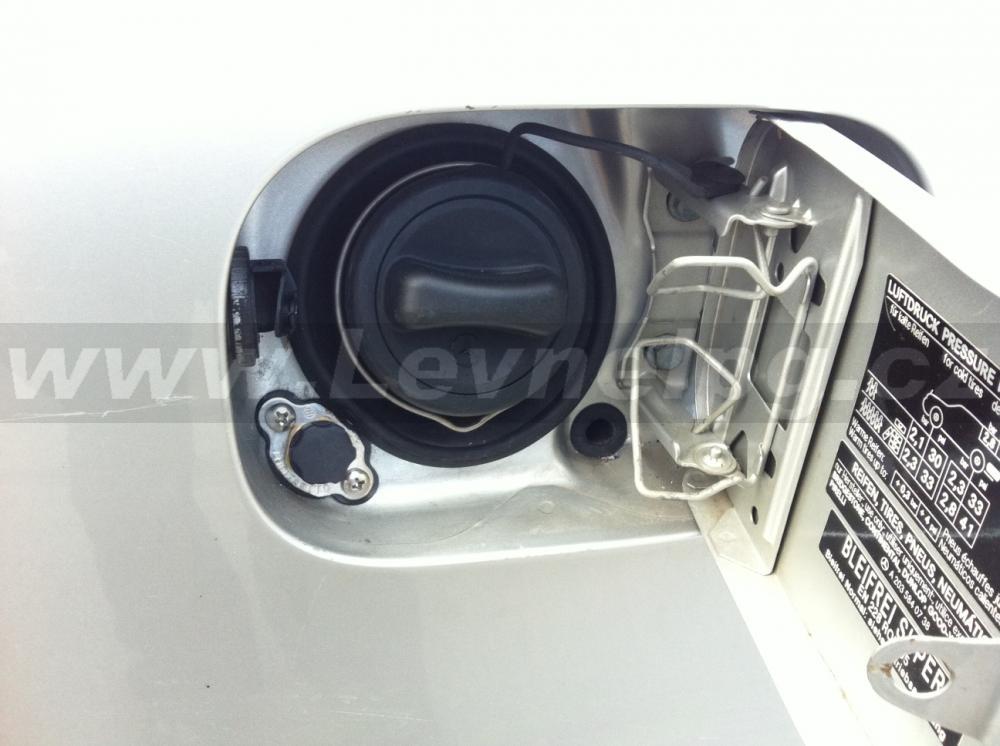 MERCEDES-BENZ C200 Kompressor W203 - LPG 4