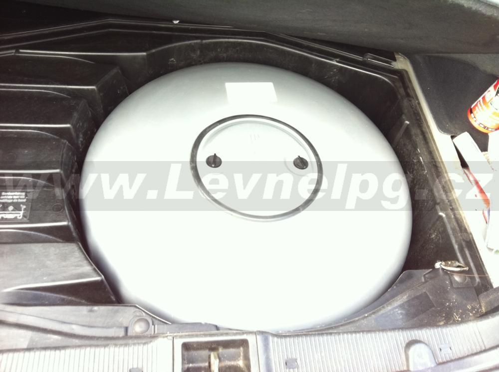 MERCEDES-BENZ C200 Kompressor W203 - LPG 5