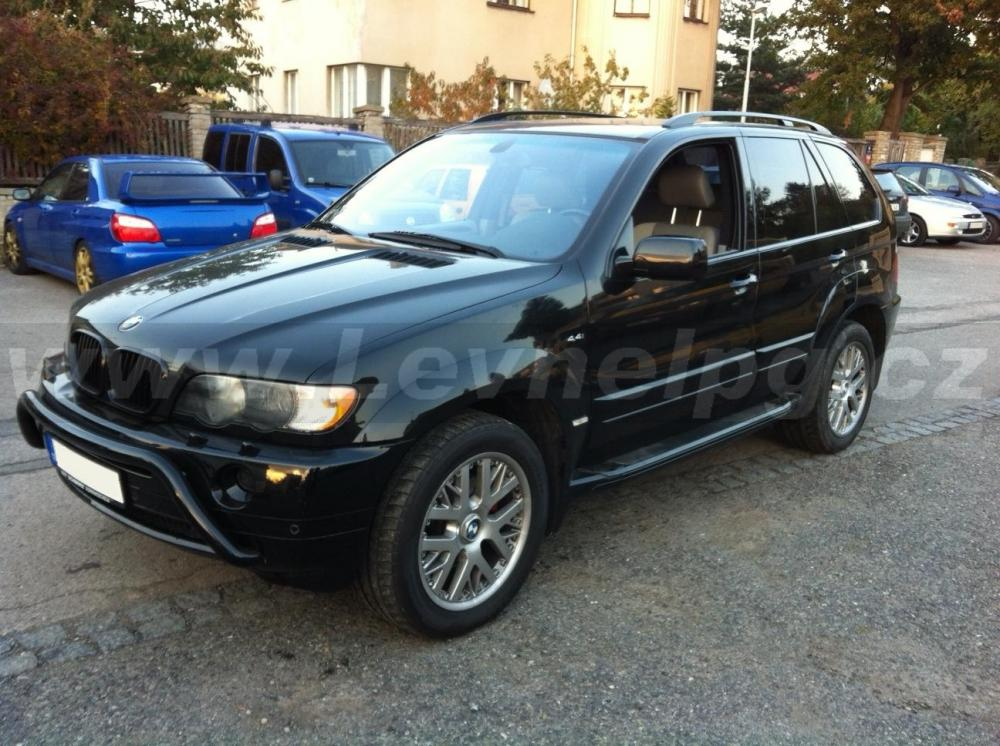 BMW X5 4.4 E53 - LPG 1