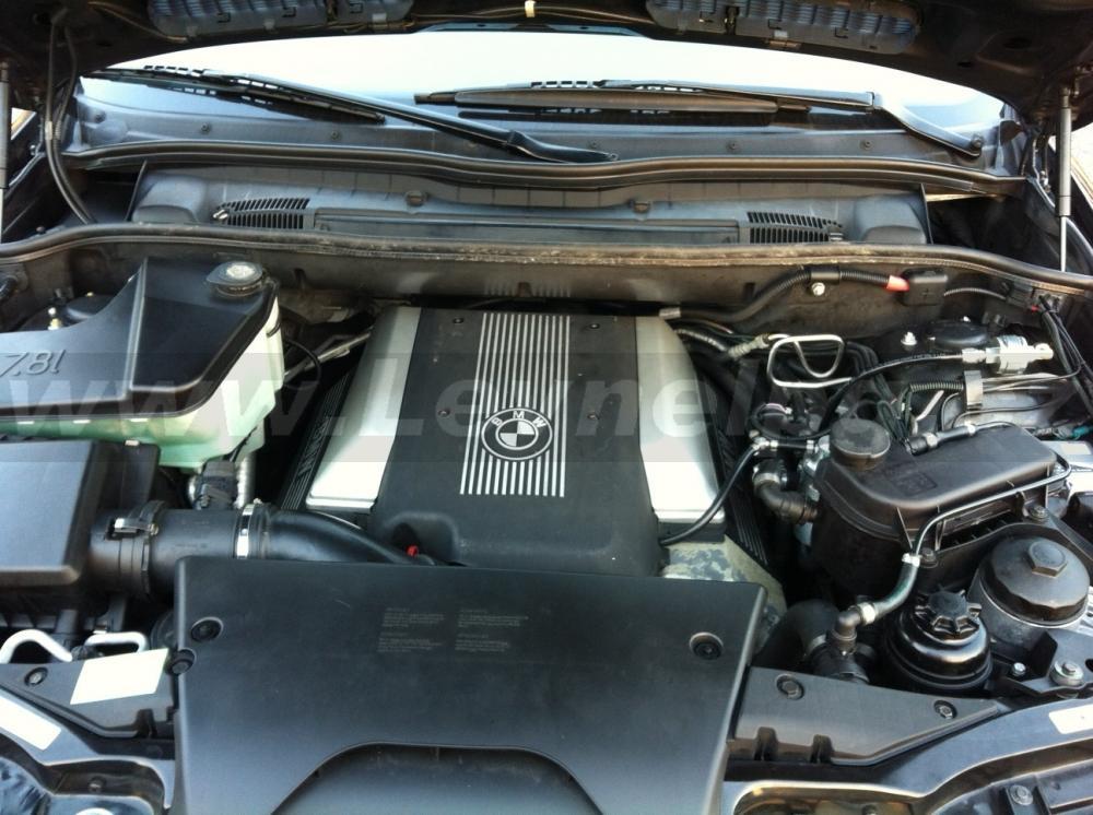 BMW X5 4.4 E53 - LPG 2