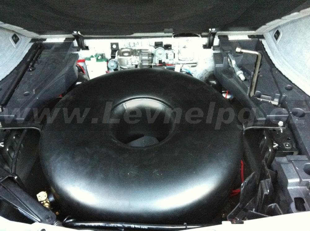 BMW X5 4.4 E53 - LPG 5