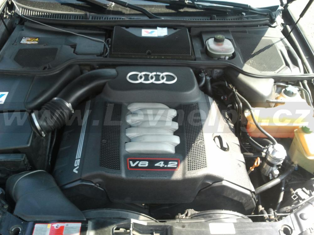AUDI S8 D2 2001 - LPG 2