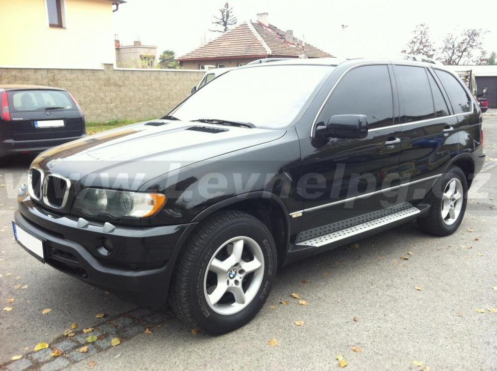 BMW X5 3.0 E53 - LPG 1